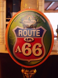 Mithril, Route A66, England