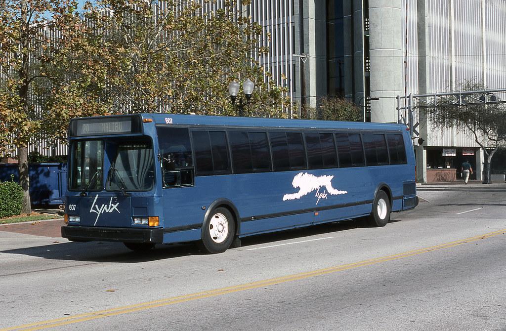 Lynx 607 mb