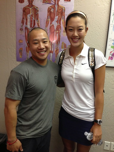 Warrior Restoration posted a photo:	Doc and Michelle Wie