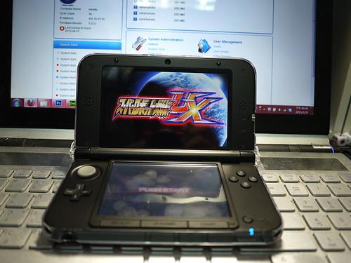 3DS LL & SRW UX