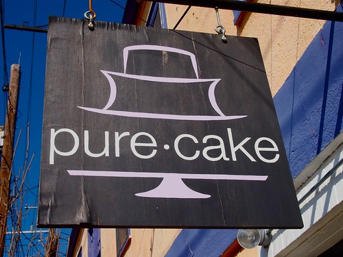 Pure Cake on Freret Street. Photo by Melanie Merz.