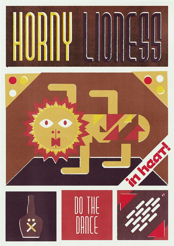 HORNY LIONESS