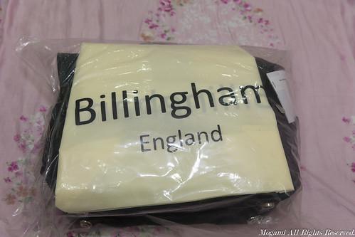 Billingham FibreNyte 307 外包裝