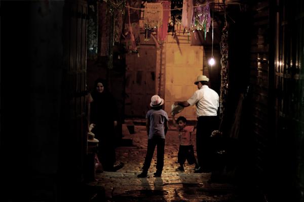 Jerusalén sin mercaderes