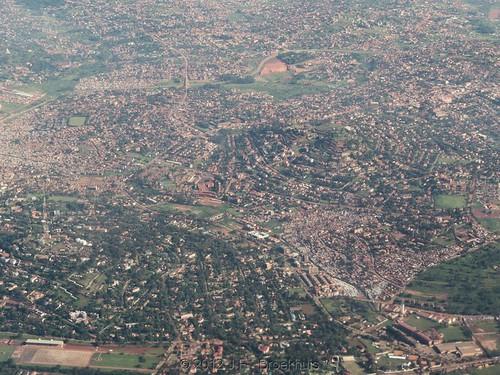 africa landscape uganda kampala