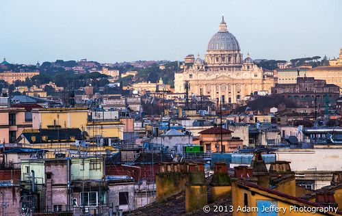 St. Peter's Cathedral - Rome - Italy
