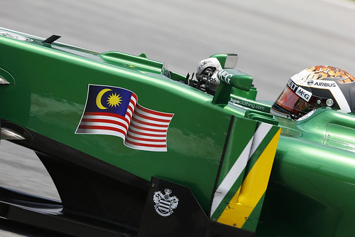 2013 Malaysian Grand Prix - Saturday