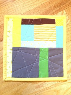 AAQI Mini Quilt by Susan Beal
