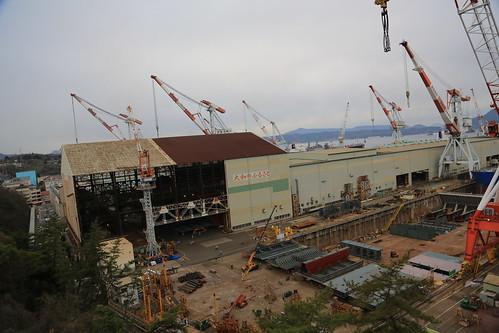 海上自衛隊呉地方総監部庁舎(歴史の見える丘)