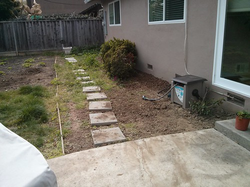 right yard...beforeish