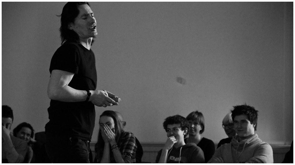 An Audience with Niall de Burca