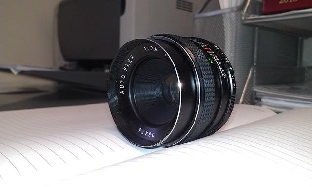 FOR SALE - 50mm Prime f2.8 M42