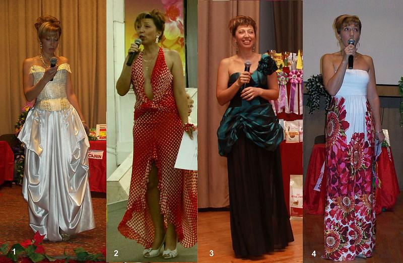 Янина Мельникова Fashion Show 1