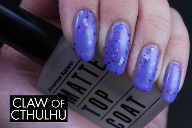 Daily Lacquer Hotaru Swatch