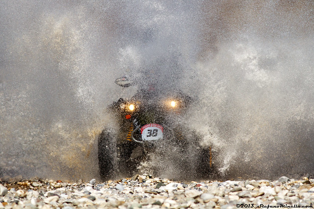 Espinosa Garcia (ESP) - Quad Cam-Am Renegade [20th Italian Baja]