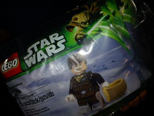 LEGO Star Wars Han Solo May The Fourth Exclusive Minifigure?