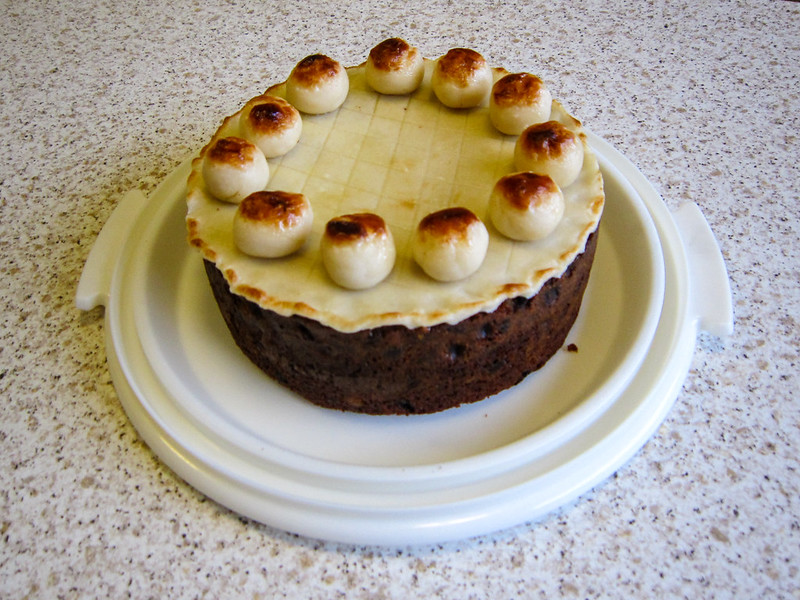 Simnel Cake for Easter