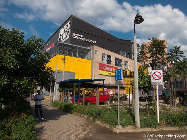 Centro Comercial Aves Maria