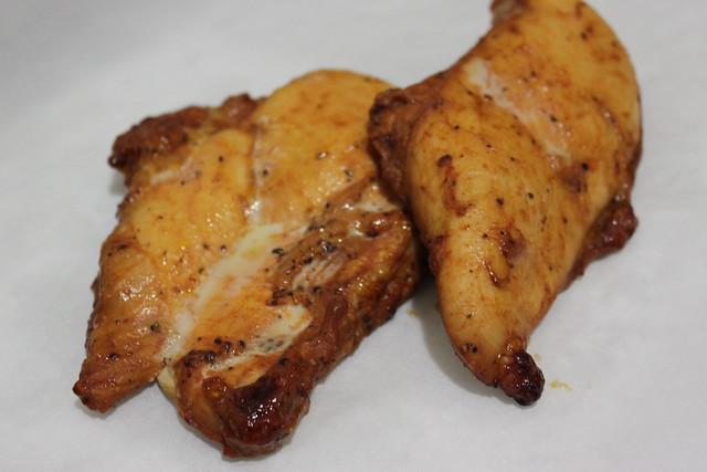 Tyson Smokey Steakhouse Seasoned Boneless Skinless Chicken Breasts