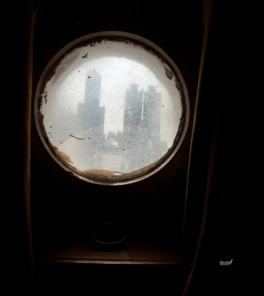 窗外的八五大樓