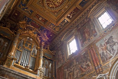 Saint John in Lateran Basilica (Rome, Italy)