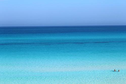 Azzurro....