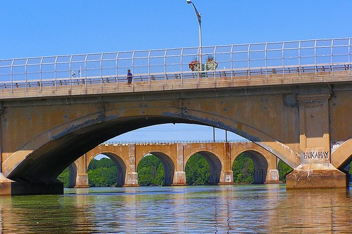 Albany Street Bridge (courtesy of Sustainable Raritan River)