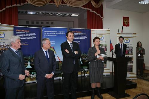 Решения Schneider Electric помогут людям с ограниченными возможностями в России