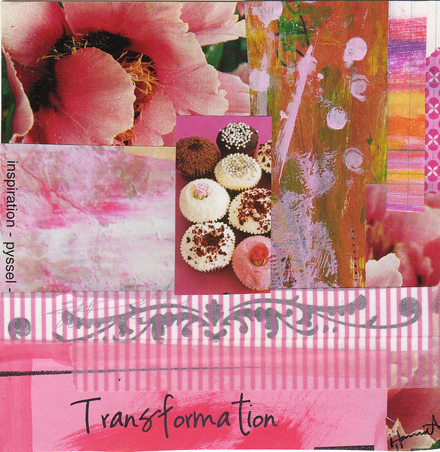Collage: Transformation