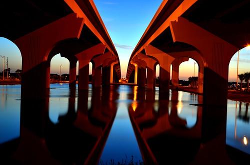 Jacksonville Beach, FL San Pablo River Bridge 129