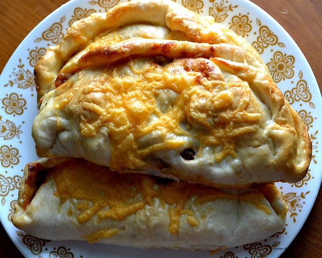 bacon cheese burger pockets