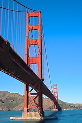 South Tower of Golden Gate