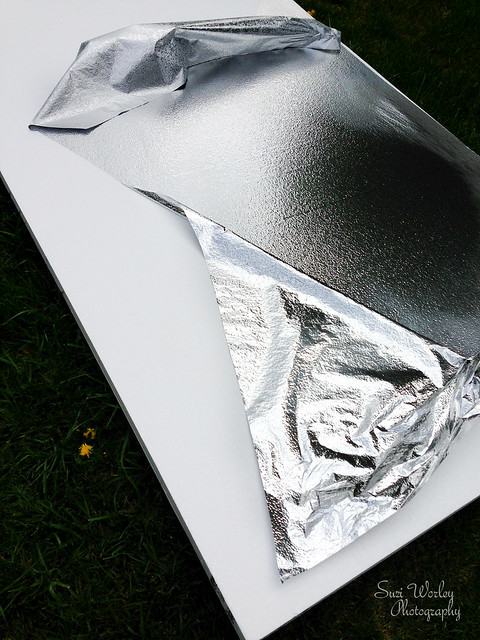 Removing the Foil