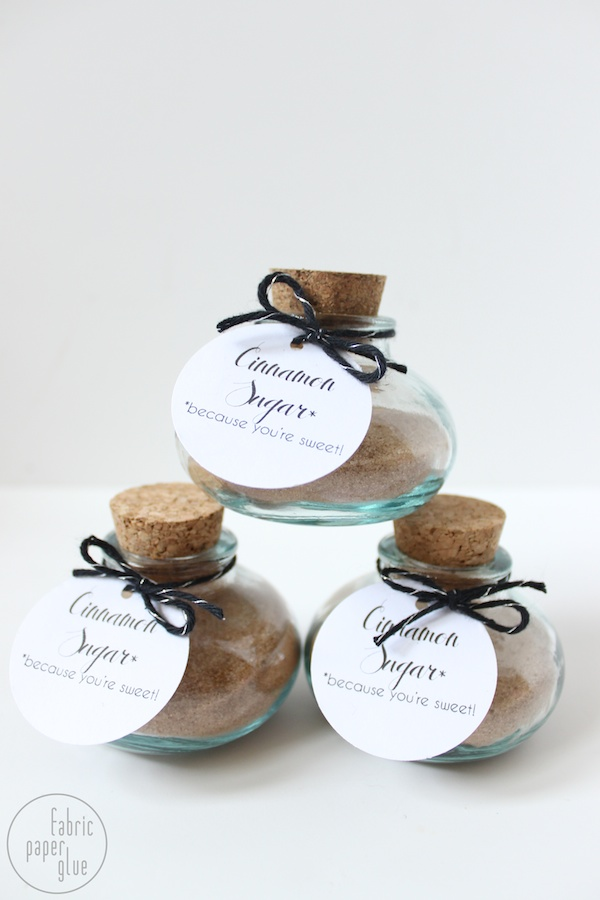 DIY Shower Favors 18