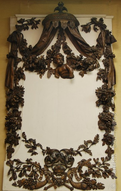 Grinling Gibbons Style of Carving
