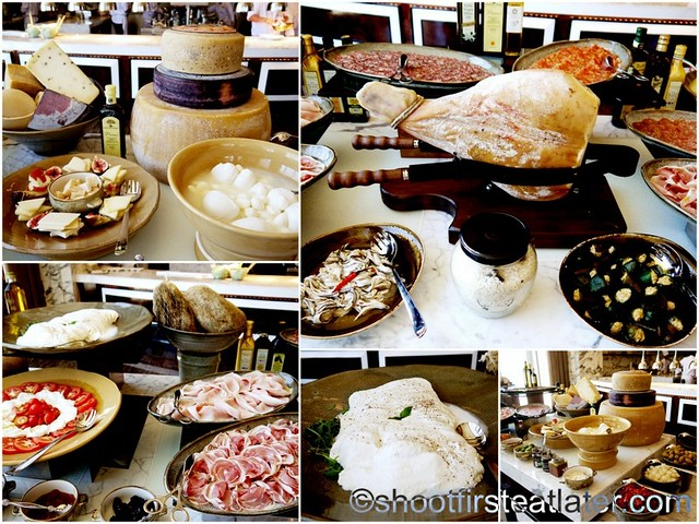 antipasto buffet P1,4601
