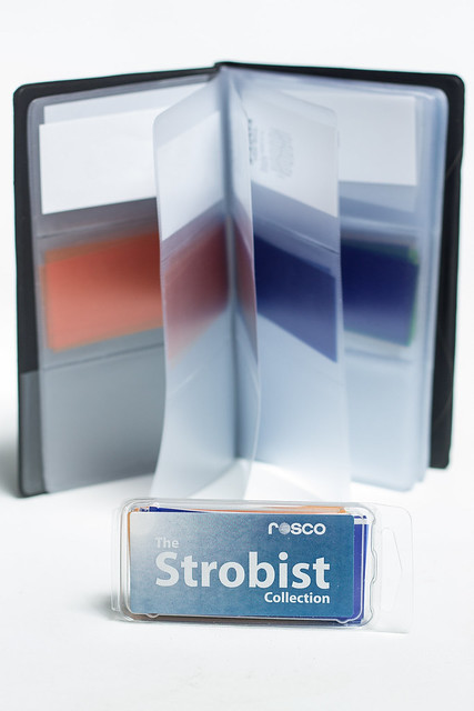 Strobist gel packs