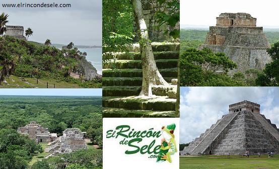 Cinco ciudades mayas que recomiendo ver en la Península del Yucatán (México)