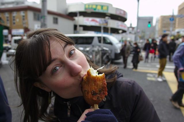 0262 - Tsukiji el Mercado de Pescado
