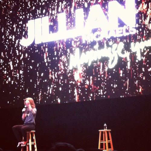 Jillian Michaels in Atlanta