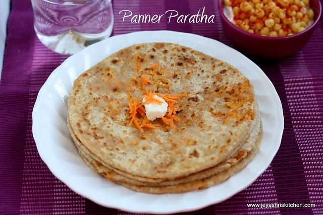 paneer paratha