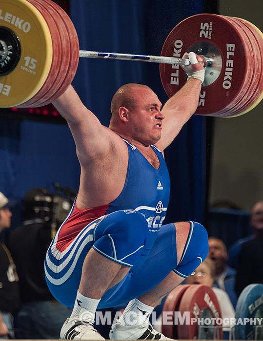 Udachyn UKR 105+kg