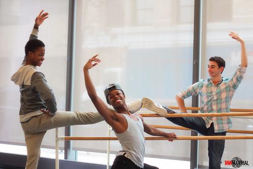 Boys in Ballet: Naazir, Shaakir & John Michael