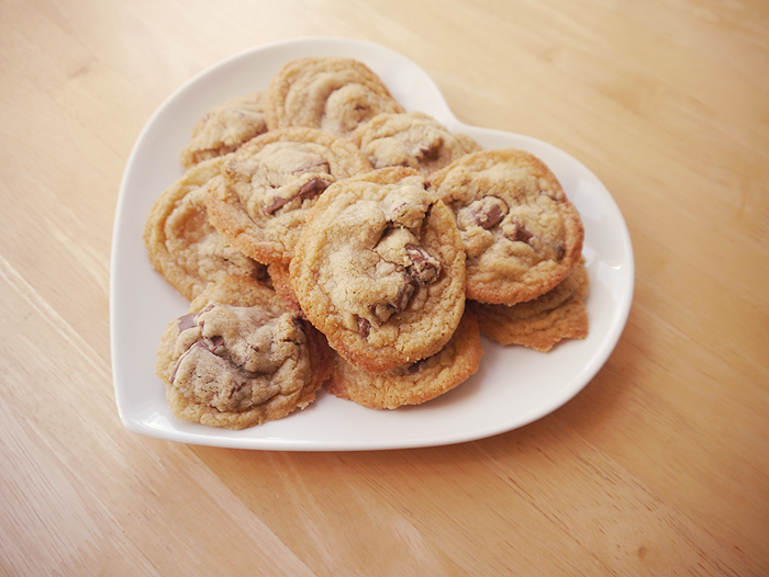 chocolate chunk cookies recipe 3