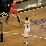 Kirk Hinrich Chicago Bulls Deron Williams Brooklyn Nets