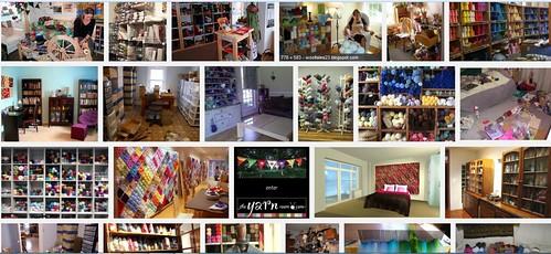 yarn room