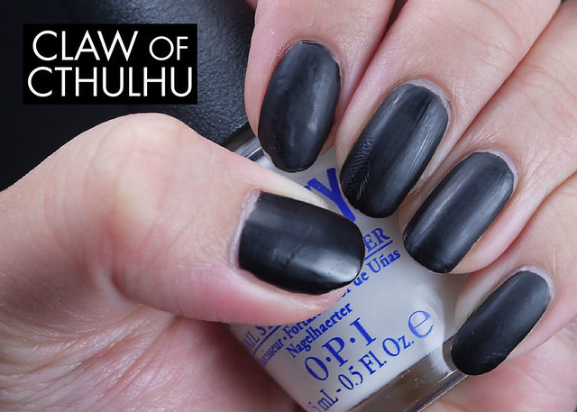 Matte Top Coat One Day Wear