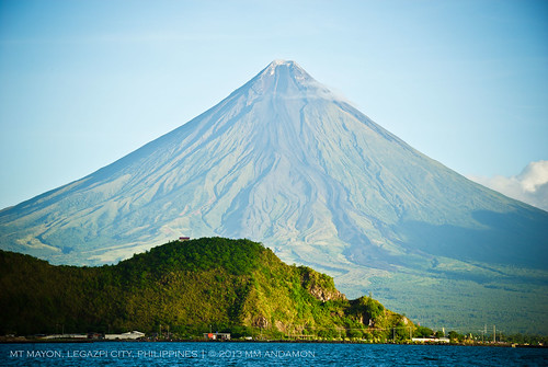 Mount Mayon, Philippines