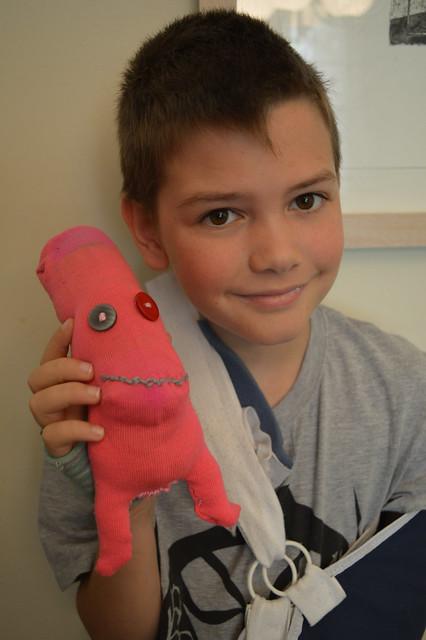Sock Monster 7