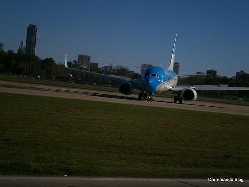 """737-700 """"LV-CVX"""""""